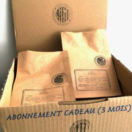 ABONNEMENT CADEAU (3 MOIS)