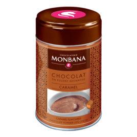 Chocolat en poudre arôme Caramel – Boîte 250g