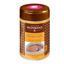 Chocolat en poudre Traditionnel «Salon de Thé» – Boîte 250g