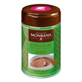 Chocolat en poudre arôme Noisette – Boîte 250g